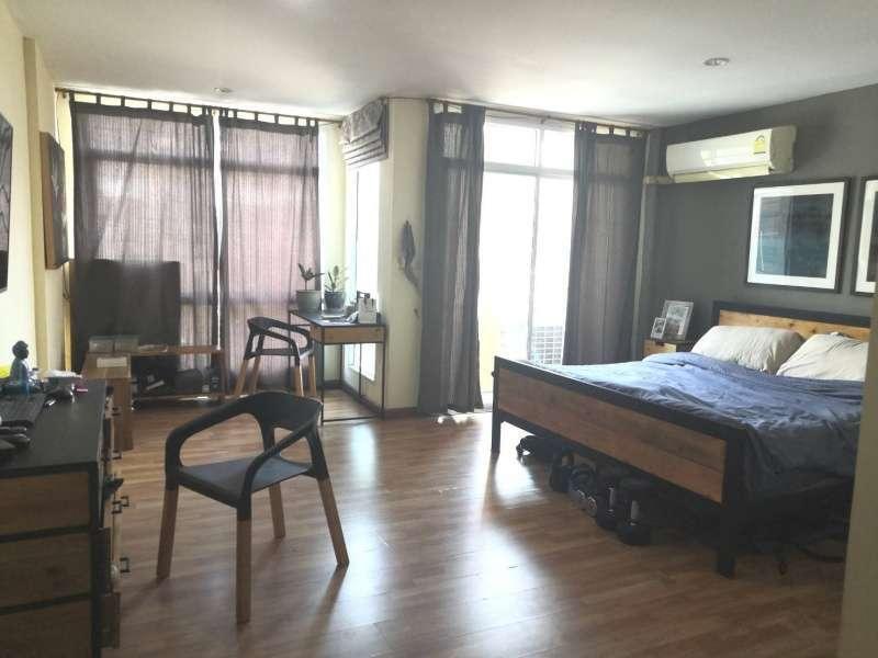 Cha-am Town Center 3 BR 3 Bath Semi-Furnished Rental (Pets Allowed)