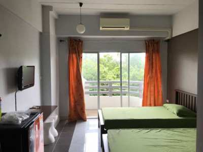 699,000 THB for this budget beach condo 8o meters from the beach!
