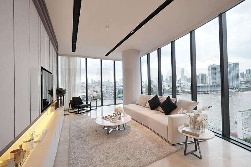 Condo for sale Banyan Tree Residences Riverside Bangkok 1BR,70SQM
