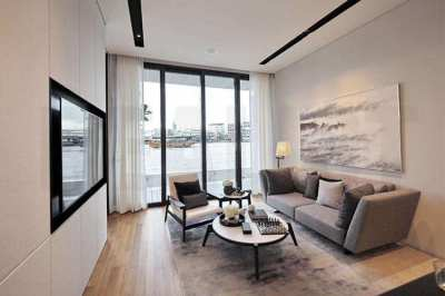 Sale Banyan Tree Residences Riverside Bangkok,1BR (78.6 SQM.)
