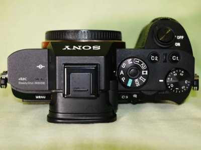 SONY A7R II Mark 2 42.4MP, Wi-Fi NFC Full-Frame Camera