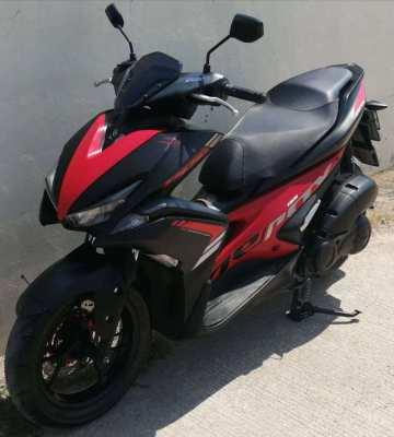 02/2018 Yamaha Aerox 155 39.900 ฿ Finance by shop