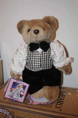 Bearly People EDJ 14 - Bernhard jr.