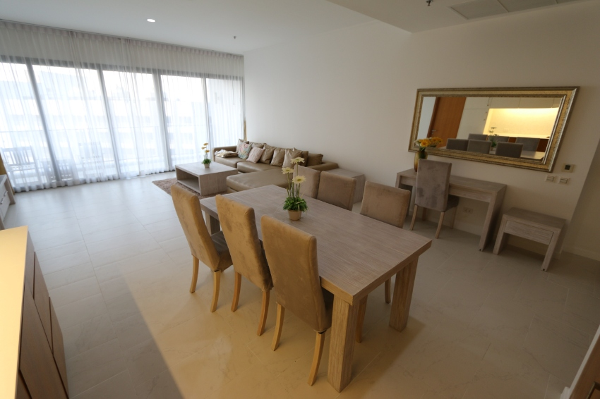 NORTH POINT 2 BEDROOM FOR RENT 50,000 LONG TERM