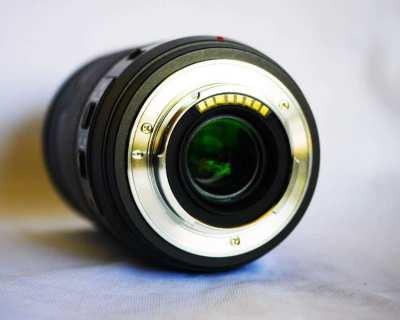 Samsung NX 18-200mm f3.5-6.3 ED OIS NX mount Super Zoom Black Lens