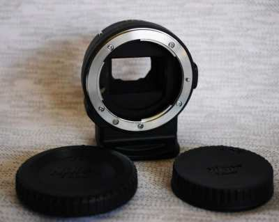 Nikon FT1 FT-1 F-Mount Adapter for all Nikon 1 mirrorless cameras