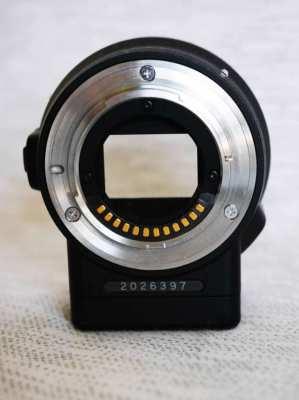 Nikon FT1 FT-1 F-Mount Adapter for all Nikon 1 mirrorless cameras