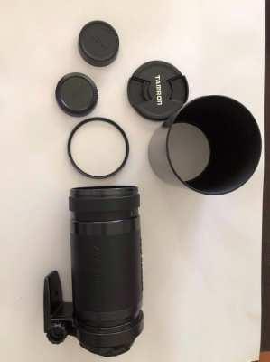 Tamron 200-400 f 5.6 lens for Nikon