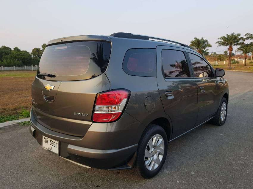 Good as new Chevrolet Spin 1.5LTZ 2014, Sold by Owner