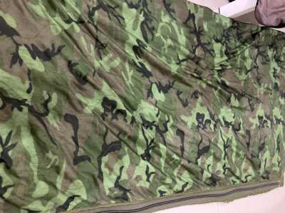 Us army poncho liner woobie ,sleeping bag , Dpm, special forces