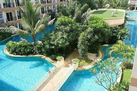 Atlantis Condo Resort  Jomtien 1 BR 38 sqm for Rent