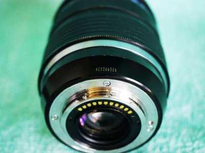 Olympus M.ZUIKO DIGITAL ED 12-40mm F2.8 PRO Splashproof Black Lens