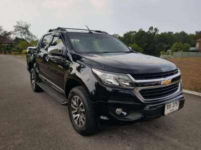 Good as new Chevrolet Colorado High Country Storm 4x4 2.5L Double-cab