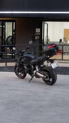 Honda CB650F - 87hp