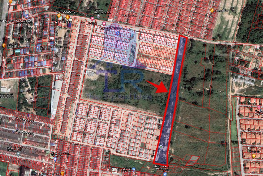 Residential land for sale Khao Noi/Khao Talo