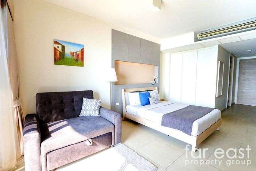 Zire Wongamat - Beachfront Studio For Rent Or Sale