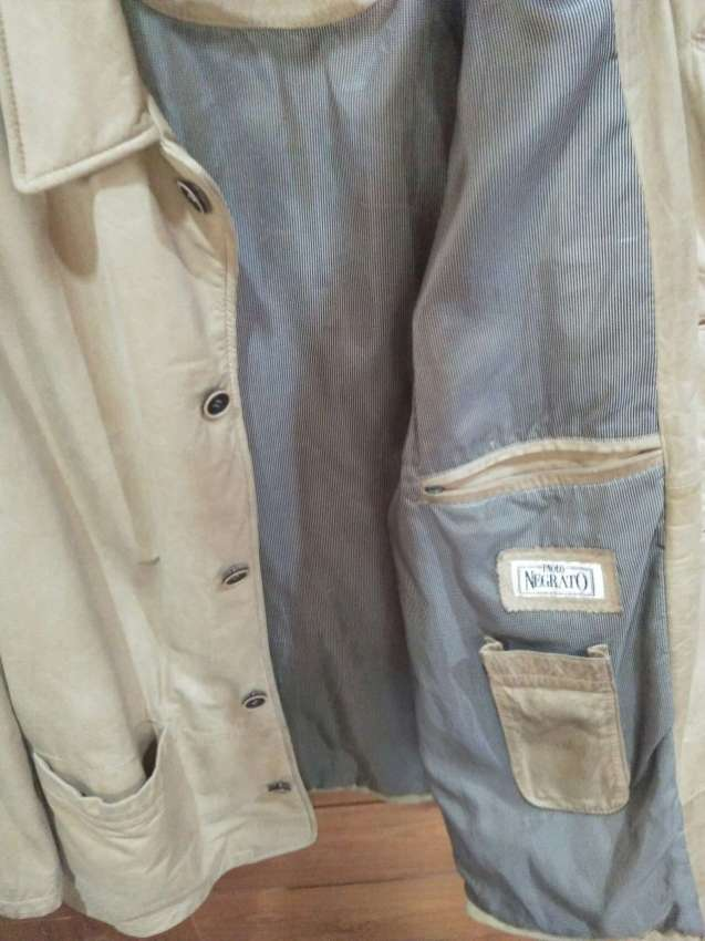 Jacket cowhide Paolo Negrato