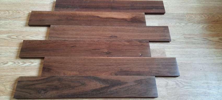 Asian Walnut Solid Wood Flooring