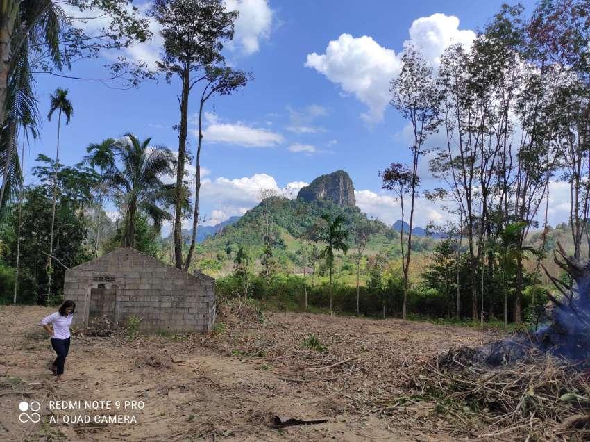 Stunning Mountain View Land - Krabi