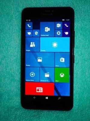 Nokia 640XL Dual SIM 5.7 inch, Windows 10, 13MP Carl Zeiss 4G (LTE)