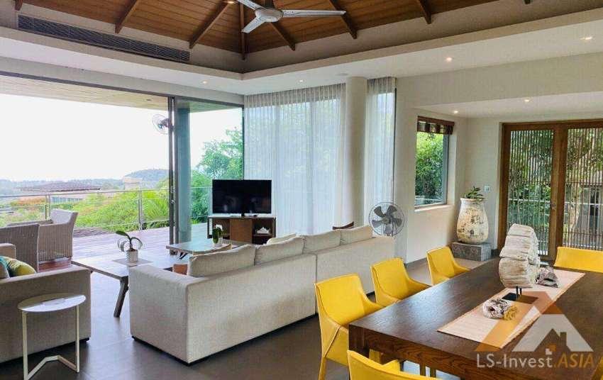 5 Bedroom Sea View Villa in Layan