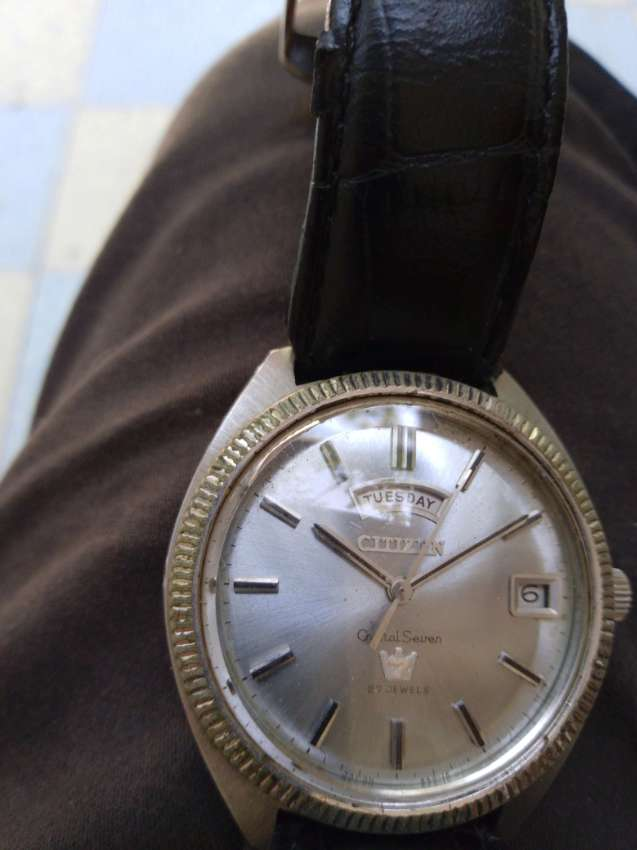 Citizen Crystal 7