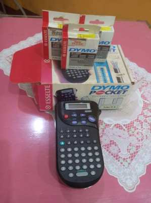 Dymo Pocket Label Maker with label tape