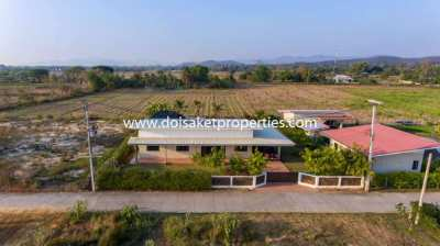 (HS278-03) Modern Single Storey Home with Private Pool for Sale in Doi