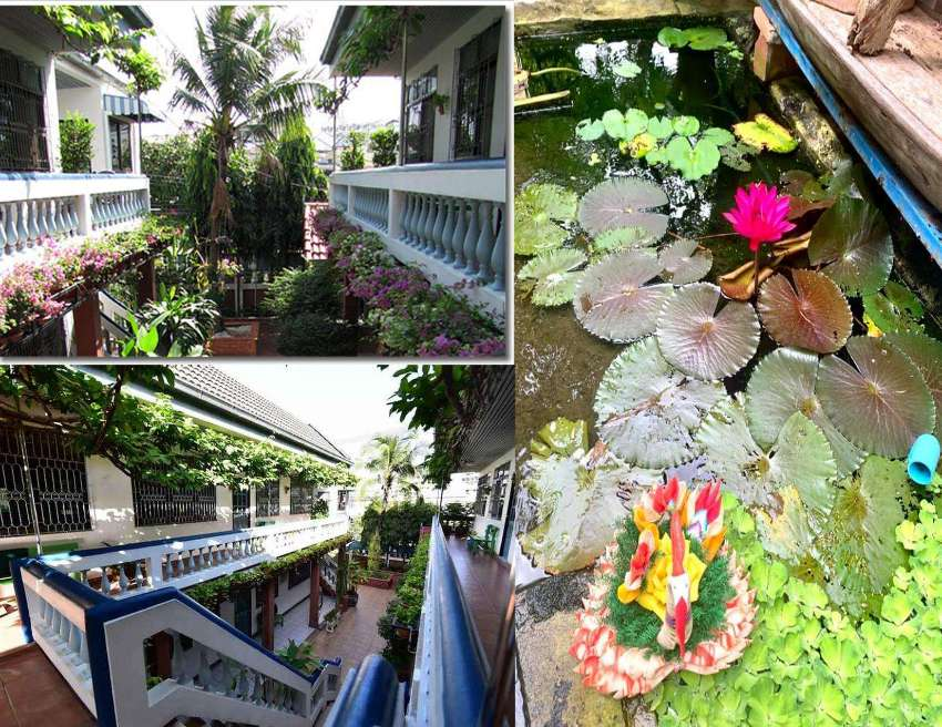 Pattaya City 23 Apartment Resort Style in brief