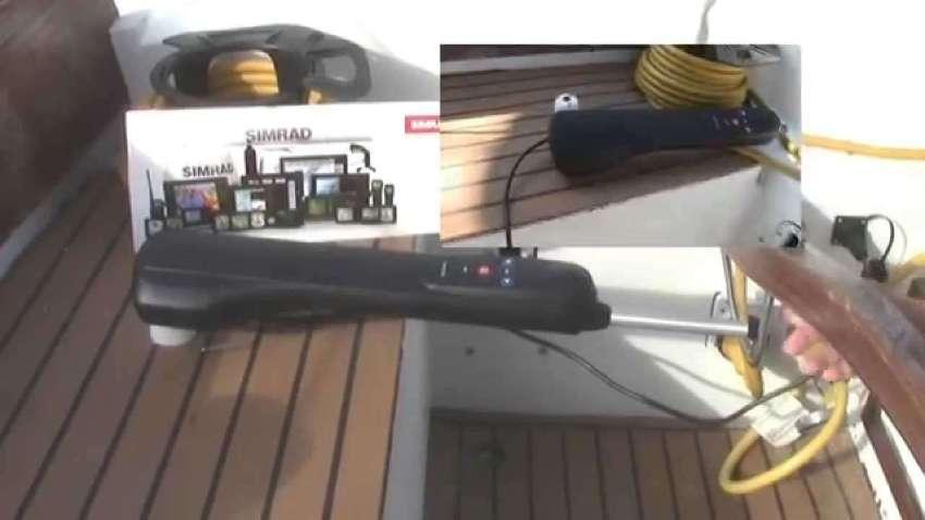 TP32 Simrad Tiller Pilot new in box