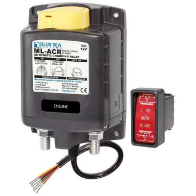 Blue Sea ML-ACR automatic charging relay
