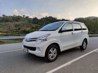 Toyota Avanza 1.5G 2013 AT