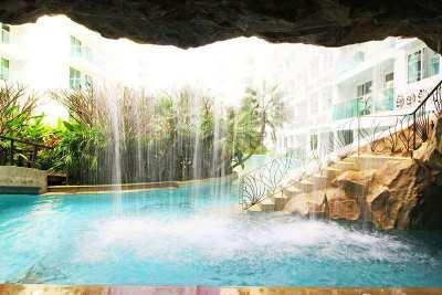 Amazon Residence Condo Jomtien 1 BR unit 35 sqm for rent