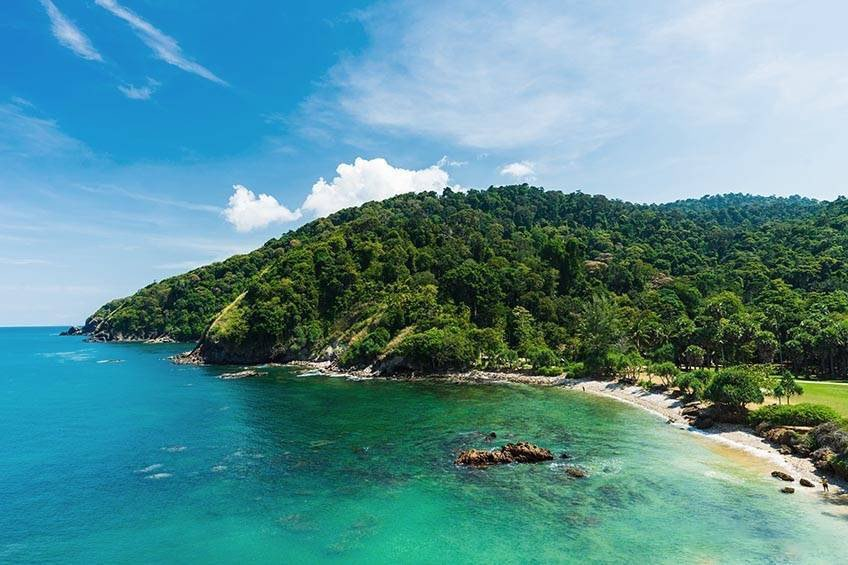 Beachfront Land FOR SALE on Koh Lanta; Next to 5-Star Hotel Layana Res