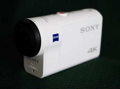 Sony Action Cam 4K FDR-X3000 with Wi-Fi and GPS with OSS