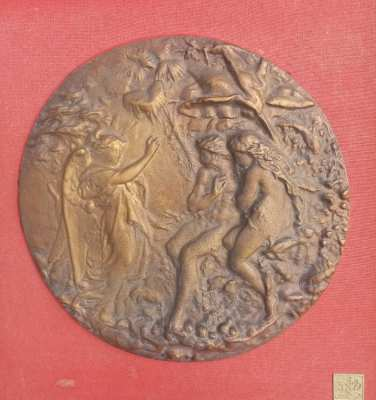 Adam and Eve expulsion from paradise