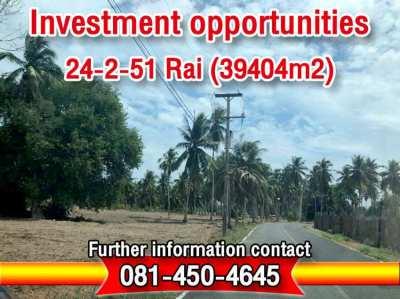 land for housing development