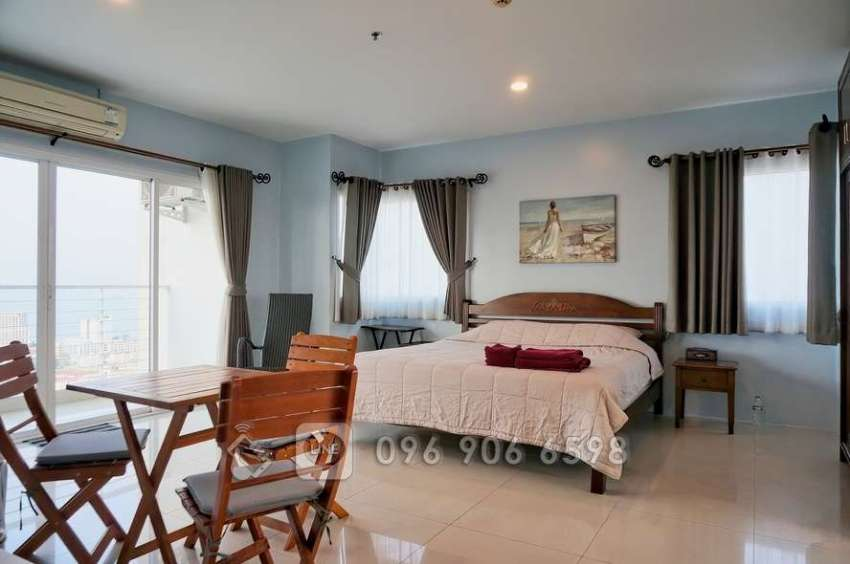 Hot Price | For Sale | Spacious 1 Bedroom | AD Haytt Wongamat