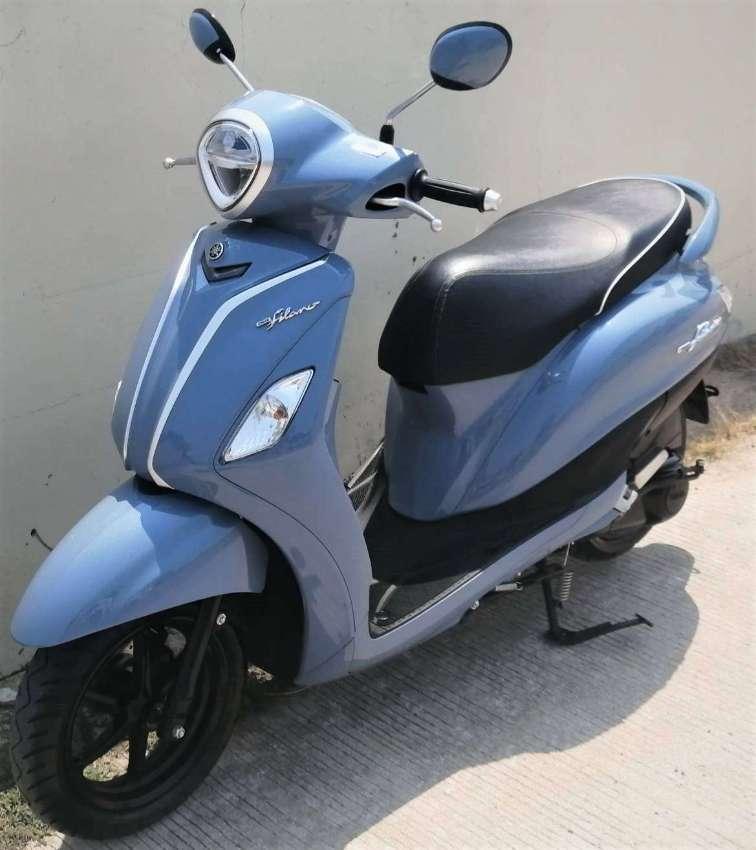 08/2020 Yamaha Grand Filano Hybrid 2xxxkm 51.900 ฿ Finance