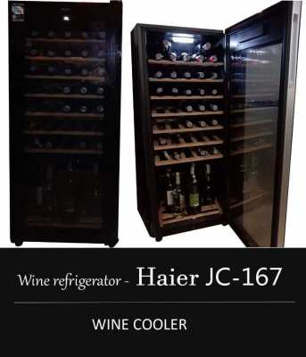 Wine Cooler exellente condition with Garanty 3 more years