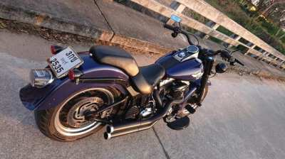 Reduced price f. quick saleHarley Davidson Fatboy Lo Blacked Out 103CU
