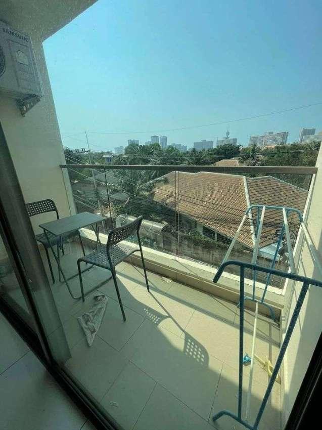 Laguna Beach Resort Condo Jomtien Studio 27 sqm 5FL for Rent