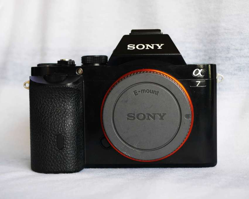 Sony A7 Wi-Fi NFC Full-Frame Camera