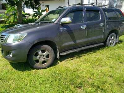Toyota Hilux Vigo
