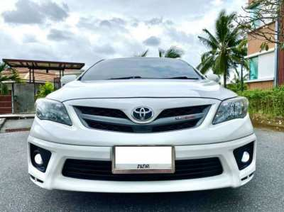 Toyota Altis TRD 1.8 (104000 km only)