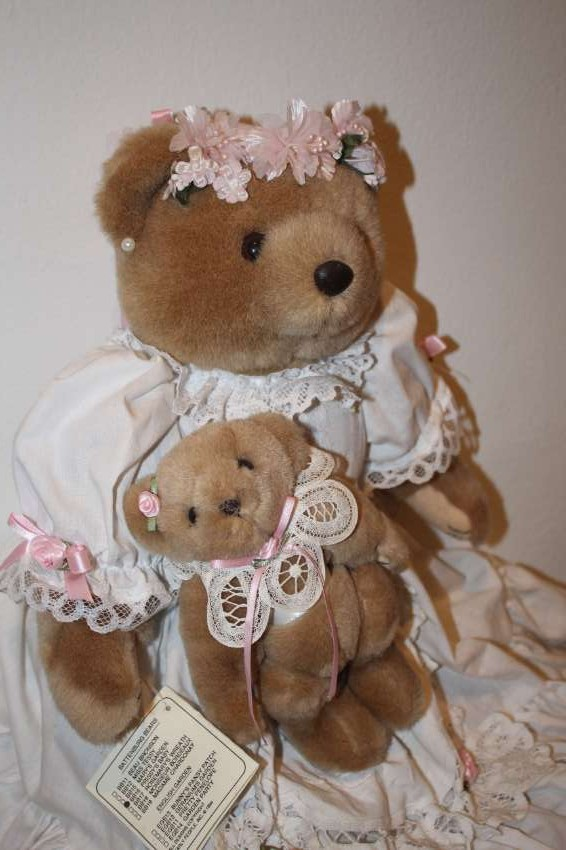 Bearly People BB 16 - Prissy's Baby 40 cm