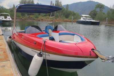 Like NEW High Performance Sport Boat