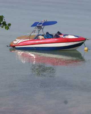 Like NEW High Performance Sport Boat