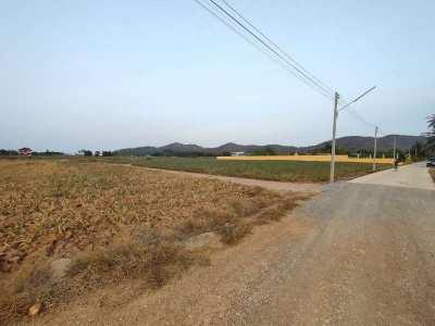Nice Location For Private Estate or Small Home Development 4 Rai