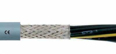 100m Helukabel JZ-500 4x1,5/2x1,5 HMCH, flexible, shielded, numbered,